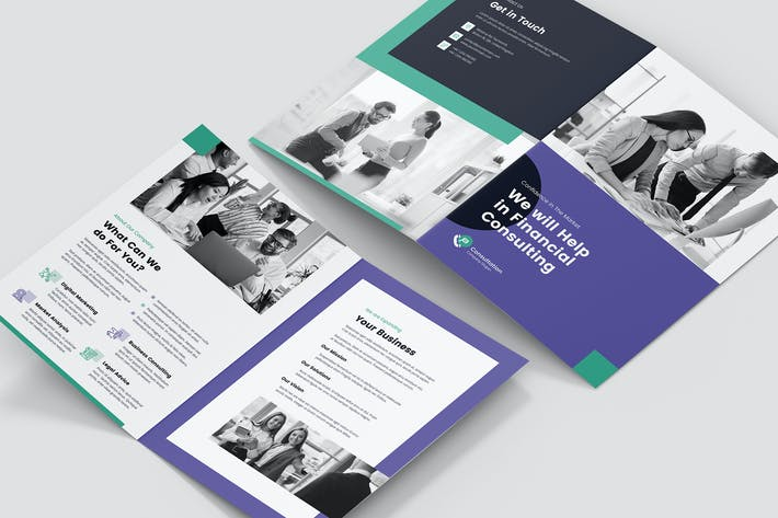 Thumbnail for Brochure – Consultations Bi-Fold