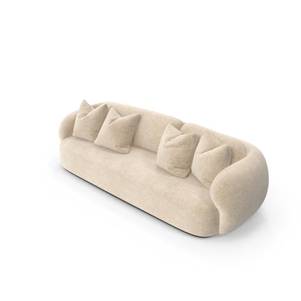 Greenkiss Coral Sofa