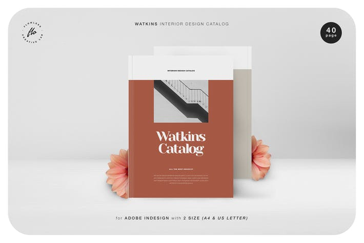Thumbnail for Watkins Interor Design Catalog
