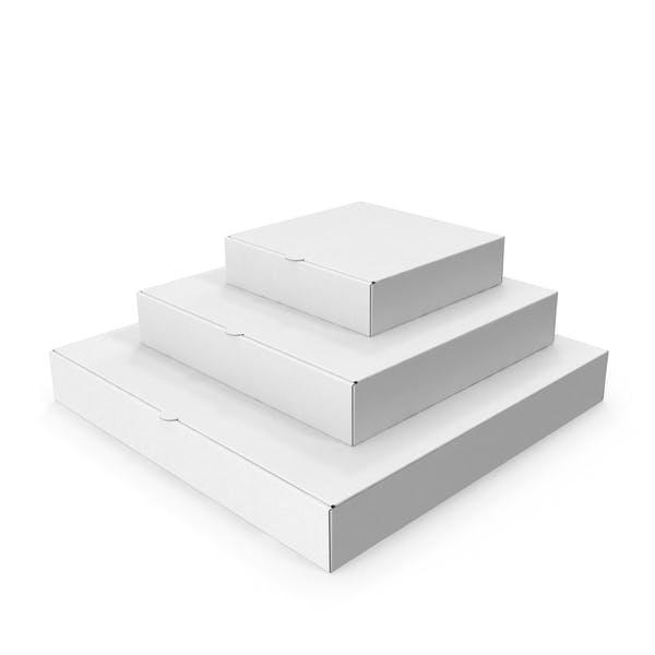 Pizza Boxes White Paper