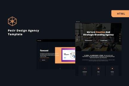 Petir - Design Agency HTML Template