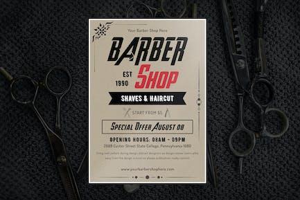 Barber Shop Flyer-11