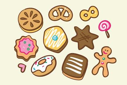 Cookies Doodles
