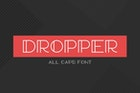 Dropper Font