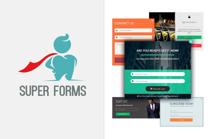 Super Forms - Popups