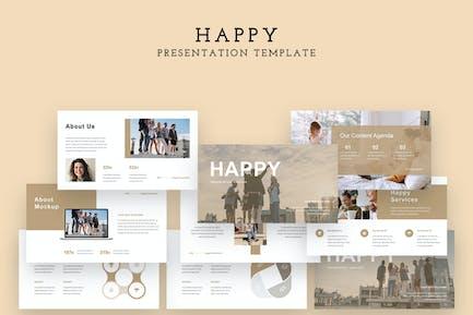 HAPPY Keynote Presentation  VL