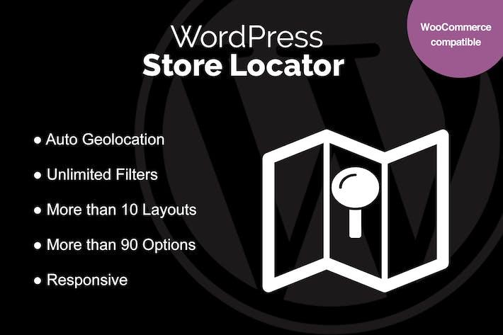 Thumbnail for WordPress Store Locator