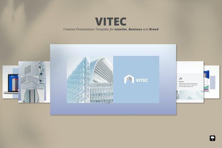 Thumbnail for Vitec Keynote Template