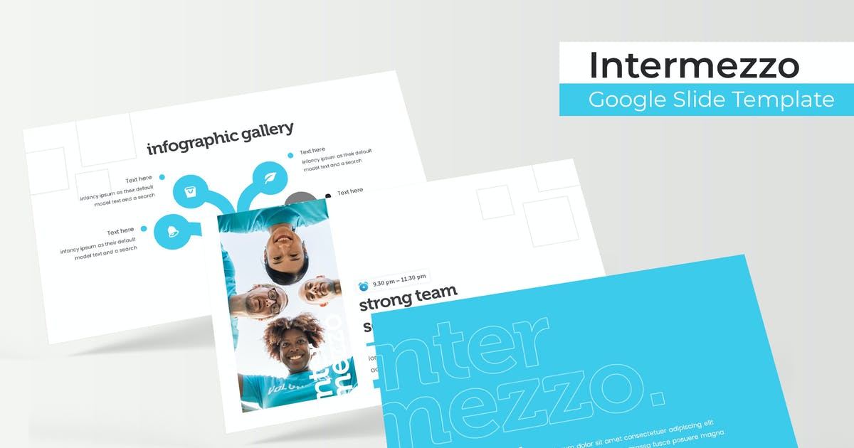 Download Intermezzo - Google Slide Template by IanMikraz
