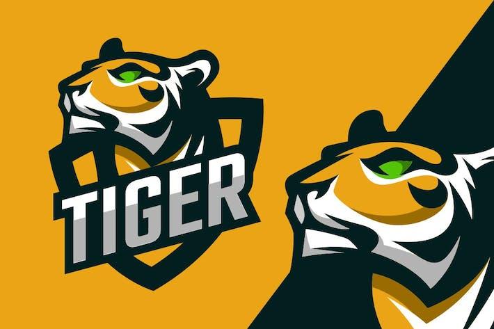 Tiger Logo Mascot