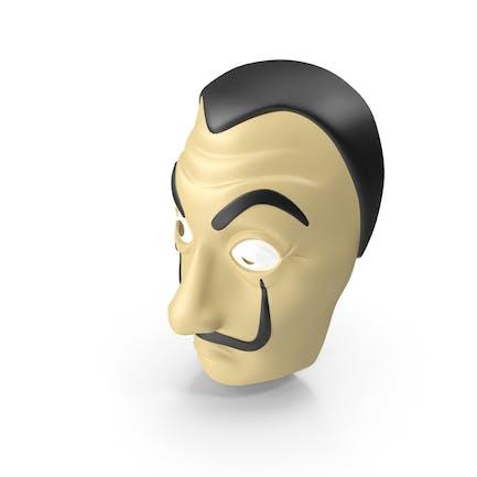 Casa Del Papel Maske