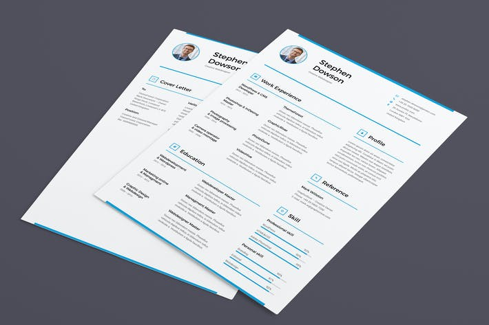 Thumbnail for ProBiz – Resume and Cover Letter