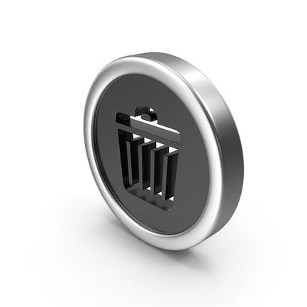 Mülleimer Symbol