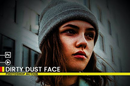 Dirty dust   PSD action