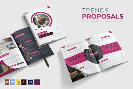 Trends | Vorschlagsbroschüre