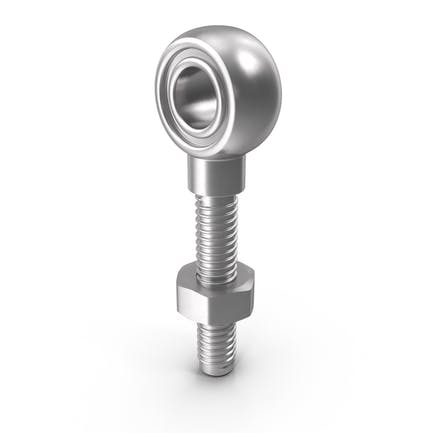 Eye Bolt and Hex Nut