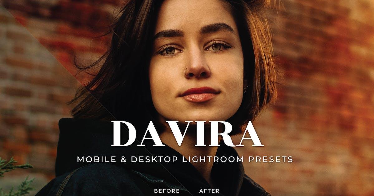 Download Davira Mobile and Desktop Lightroom Presets by Laksmitagraphics