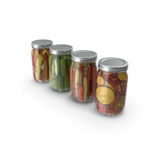 Thumbnail for Pickling Jars