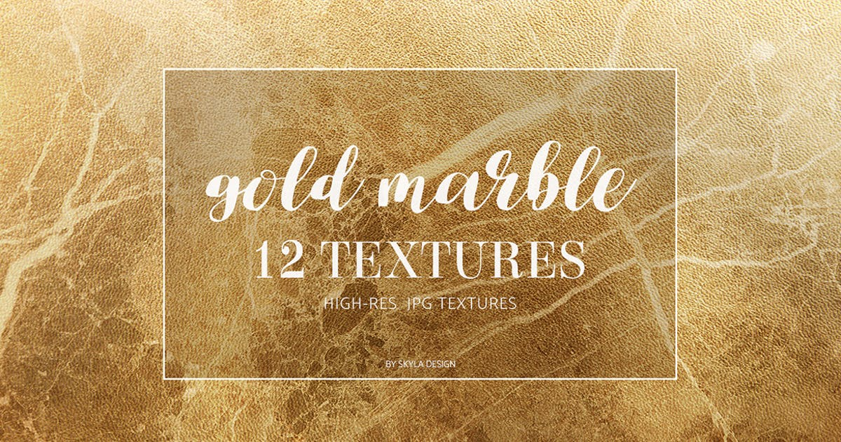 Download Gold marble texture patterns by skyladesign