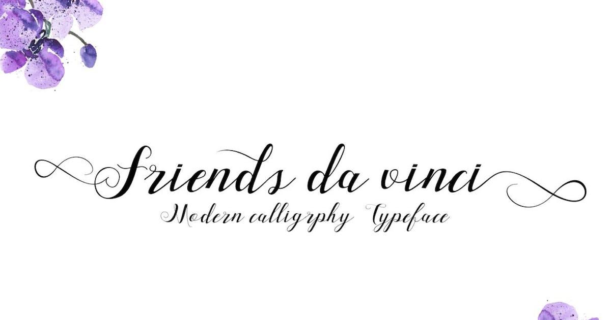 Download Friends Da Vinci by Byulyayika
