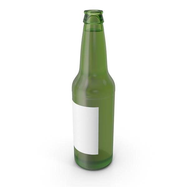 Thumbnail for Green Beer Bottle