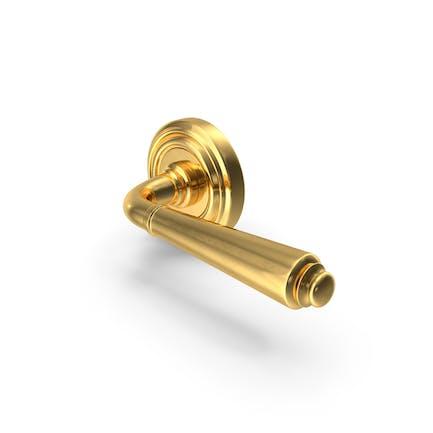 Door Handle Gold