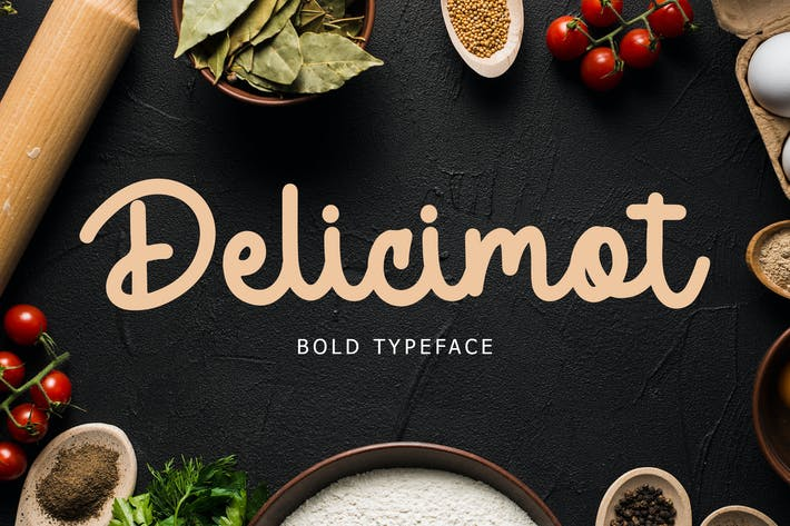 Thumbnail for Fuente Delicimot Delicious Script