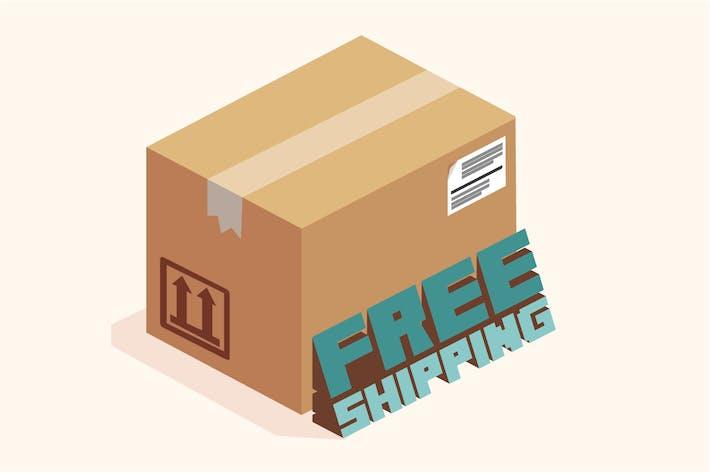 Thumbnail for free shipping
