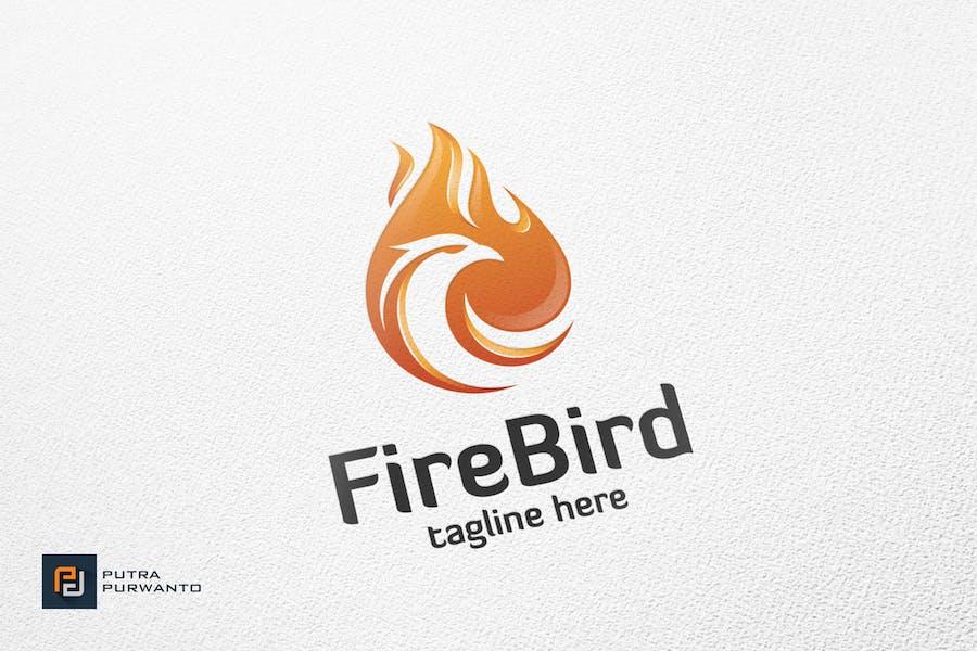 Fire Bird - Logo Template
