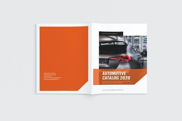 Thumbnail for Automotive Magazin 2020