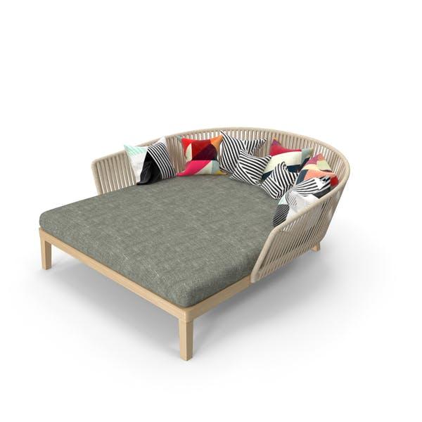 Thumbnail for Garden Sofa