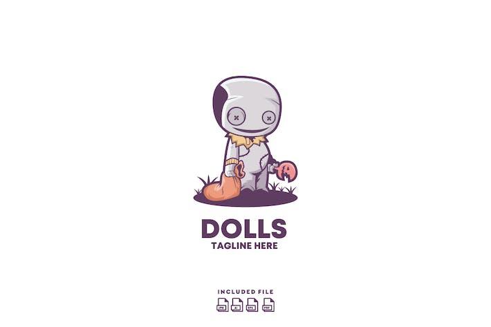 Thumbnail for Dolls Logo Design