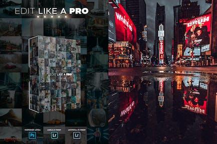 Edit Like A PRO 96th - Photoshop & Lightroom