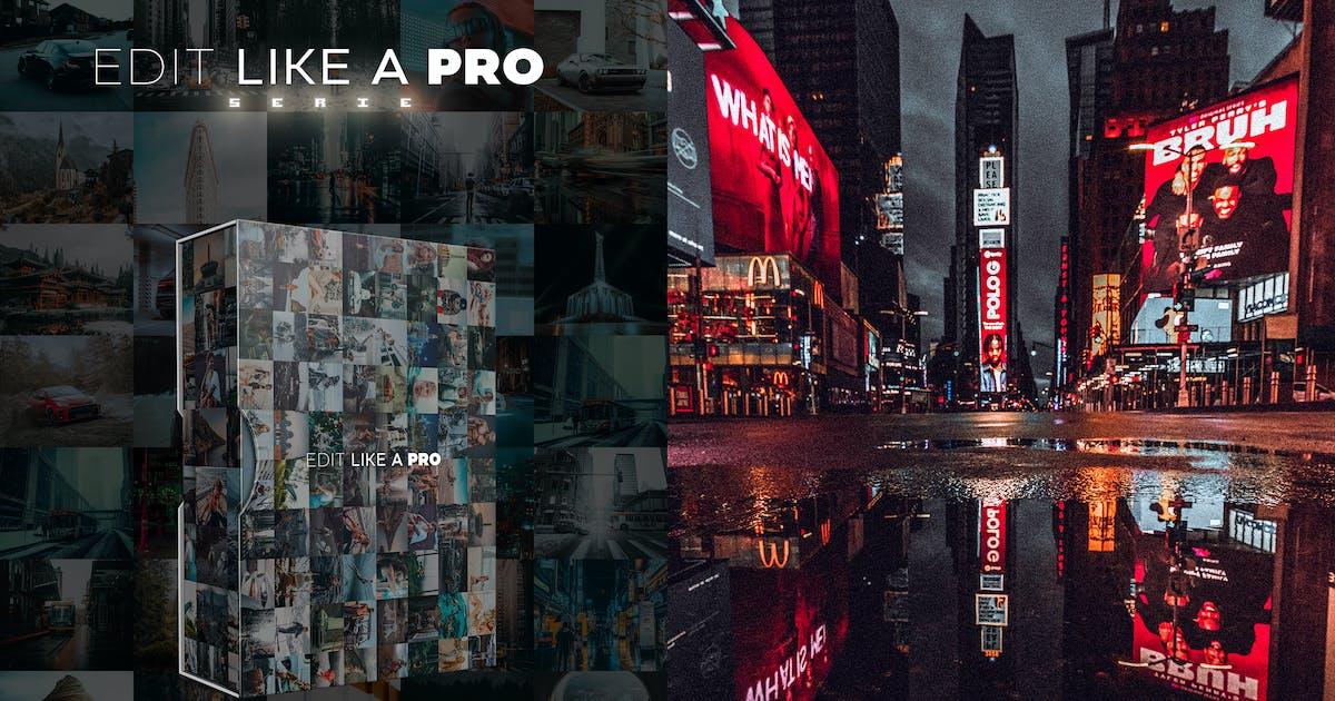 Download Edit Like A PRO 96th - Photoshop & Lightroom by SupremeTones