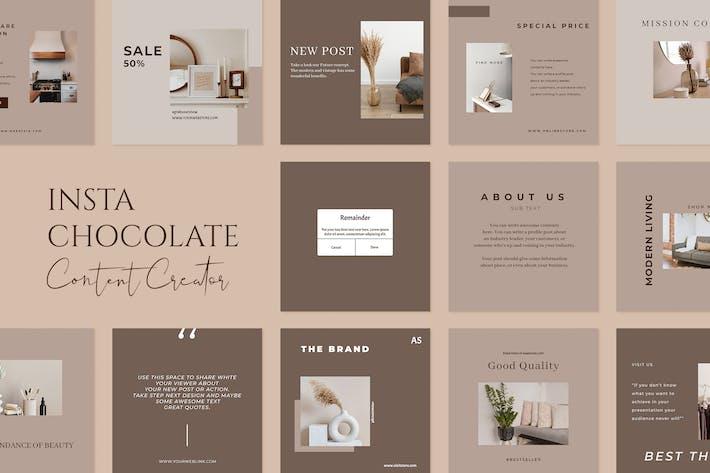 Thumbnail for Schokoladen-Insta-Schöpfer
