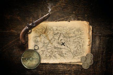 Treasure Map Creator