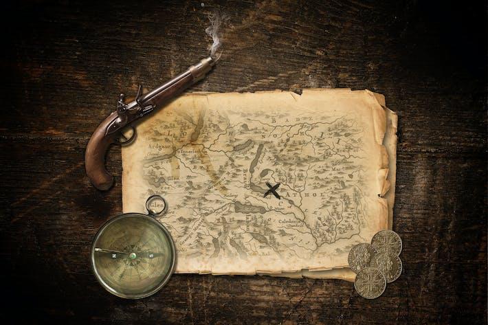 Создатель карты сокровищ