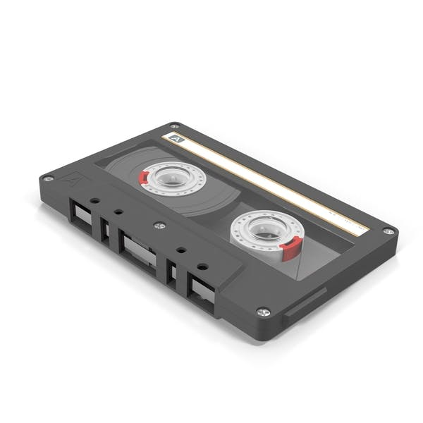 Cover Image for Audio Cassette Tape