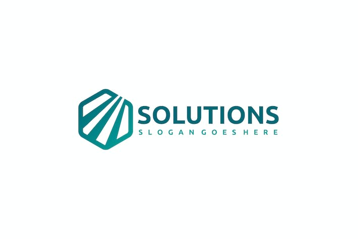 Cover Image For Technology Solutions Logo