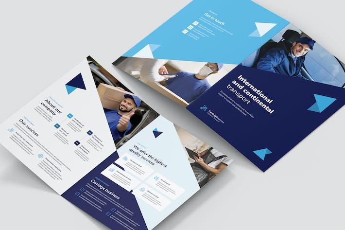Thumbnail for Brochure – Carriage Bi-Fold