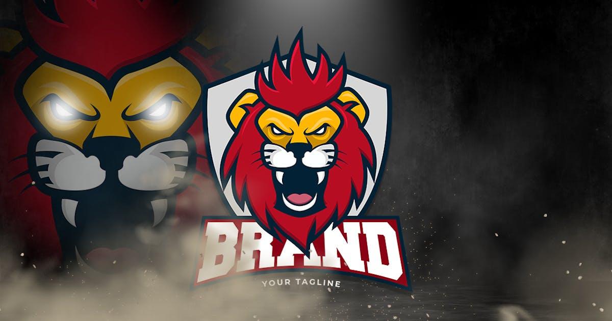 Download Lion Logo Template by DebutStudio
