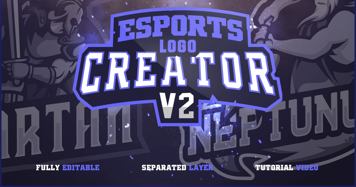 Download 170 E Sports Logo Bundle by ovozdigital