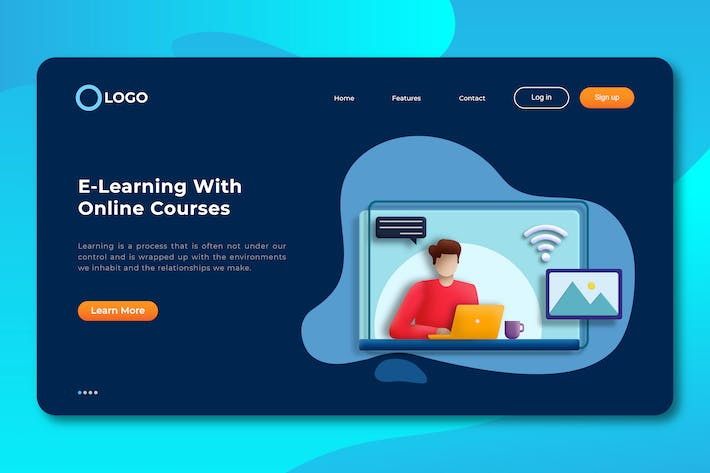 Thumbnail for Landing Pages