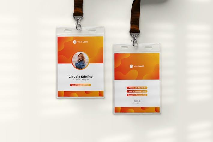 Creative ID Card