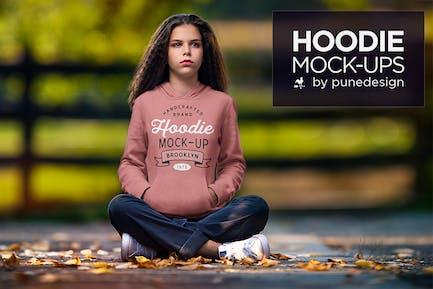 Hoodie Mock-Up Vol.4