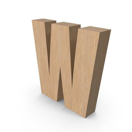 W Wood