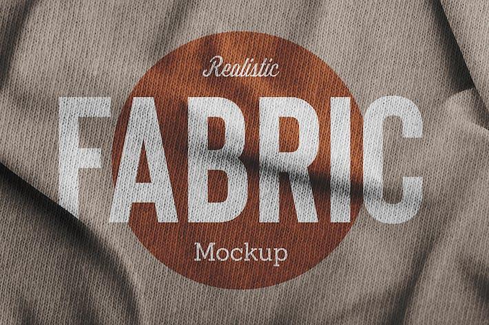 Thumbnail for Fabric Mockup Vol.1