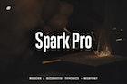 Spark Pro - Decorative Typeface + WebFont