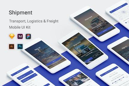 Shipment -Transport, Logistic & Freight App
