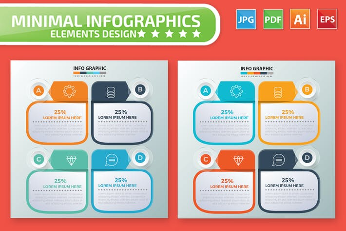 Thumbnail for Infographic Elements